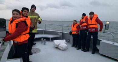 Besuch Seepolizei Hard