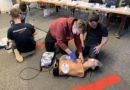 Erste-Hilfe Kurs der Feuerwehrjugend  Hard