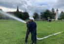 Jugendübung – Wasserförderung und Löschangriff