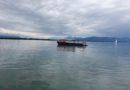 t21 – Ölteppich auf dem See