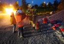Feuerwehrjugend – Löschgruppe im Einsatz