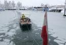 t21 – Beschädigtes Boot abschleppen