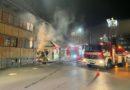 Übung – Brandbekämpfung und Personenrettung