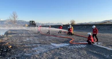 Feuerwehrjugend – Übung 01/2021