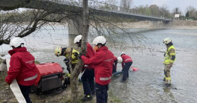 Feuerwehrjugend – Übung 02/2021